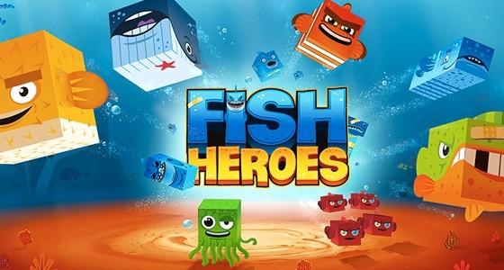 Fish Heroes für iOS - iPhone und iPad