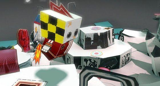 paper titans origami action f r iphone und ipad neu erschienen. Black Bedroom Furniture Sets. Home Design Ideas