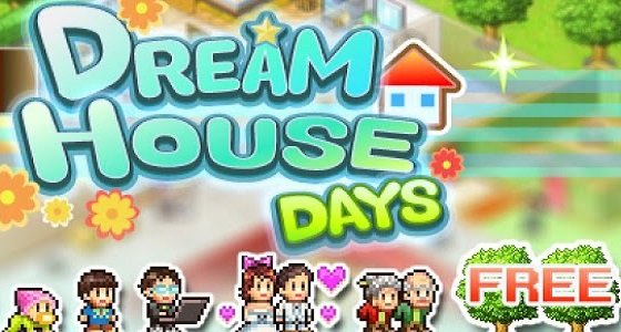 Dream House Days - iPhone, iPod, iPad, Android - Freunde und Tickets