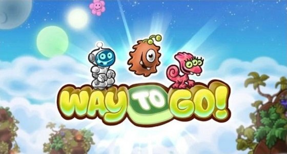 Way to Go! App für Apple iPhone, iPod touch und iPad im Spieletest