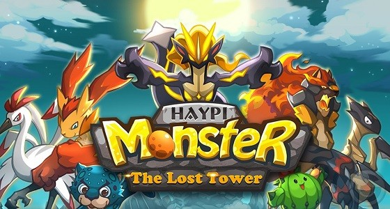 Haypi Monster The Lost Tower Inviter Codes Freunde iPhone iPad iPod