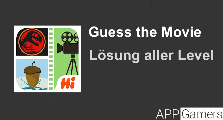 Hi Guess the Movie Lösung