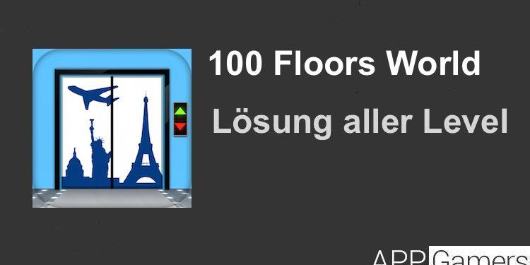 100 Floors World Tour Level 1