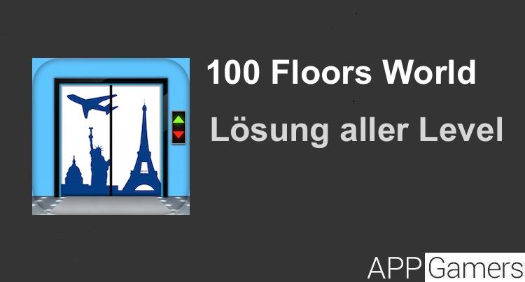 100 Floors Cheats Level 10