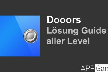 Dooors Room Escape Game Lösung