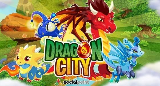 Dragon City Spielen