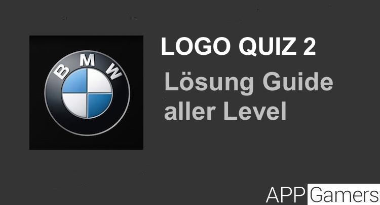Logo Quiz 2 Lösung