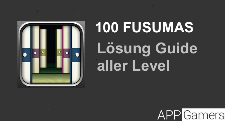 100 Fusumas Room Escape L 246 Sung Aller Level