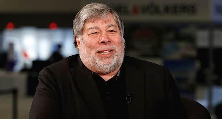 Apple Steve Wozniak