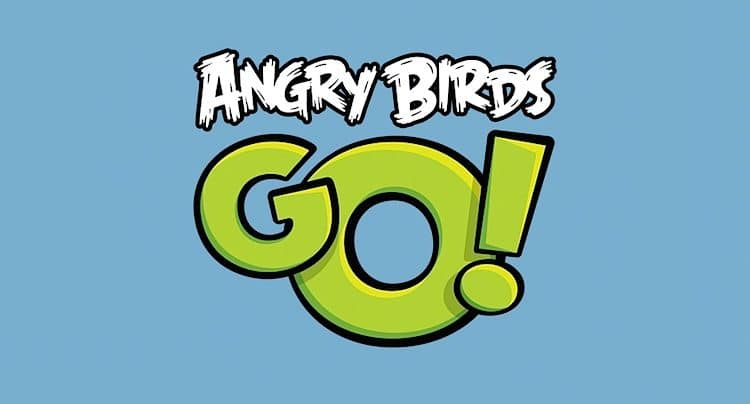 angry birds go spiel