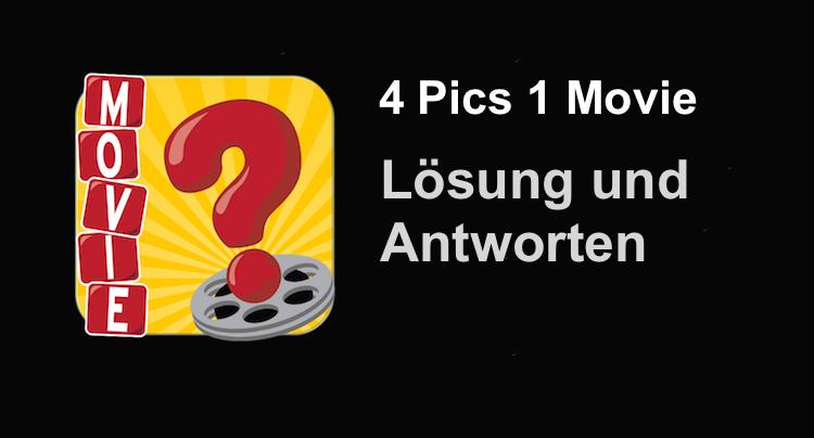 4 Pics 1 Movie Lösung
