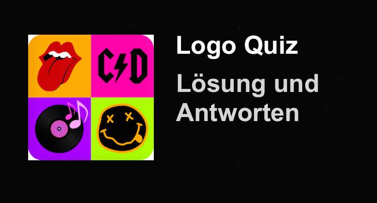 Logo quiz music bands l sung mit antworten f r jeden level for Koch quiz mit antworten