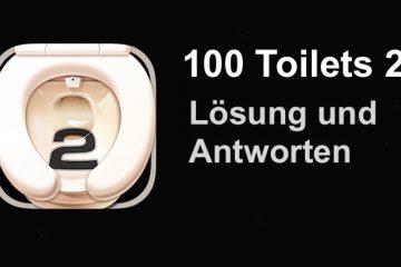 100 Toilets 2 Lösung