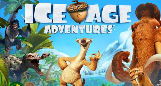 Ice Age Adventures Eicheln Muscheln und Beeren kostenlos