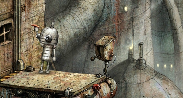 Machinarium Lösung aller Level