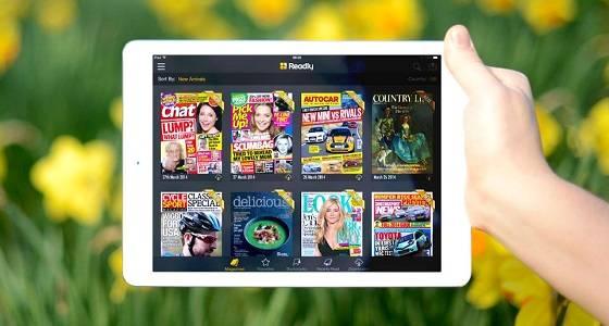 readly magazine und zeitschriften als pdfs auf smartphones. Black Bedroom Furniture Sets. Home Design Ideas