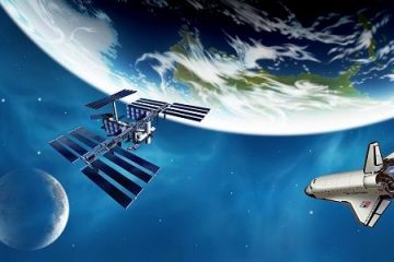 All Alone in the Night ISS-Video von David Peterson