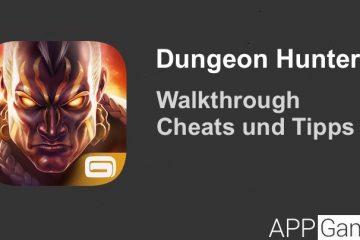 Dungeon Hunter 4 Cheats Tipps Tricks