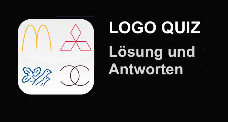 Lösung Quiz Logospiel