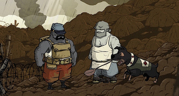 Valiant Hearts The Great War Walkthrough Lösung Cheats Hacks