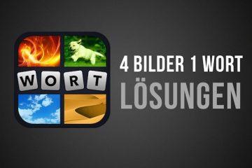 4 Bilder 1 Wort Lösung Level 101 bis 150 für iOS und Android