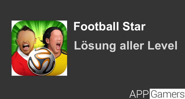 Guess The Football Star Lösung