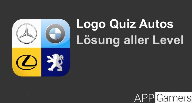 Logo Quiz Autos Lösung