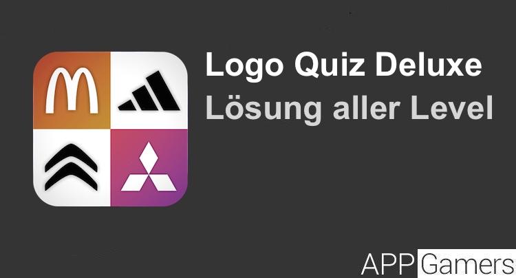 Logo Quiz Deluxe Lösung