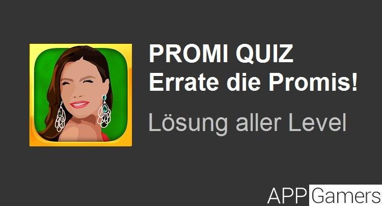 promi quiz level 2