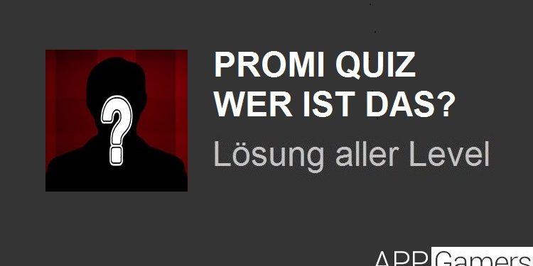 wer ist das promi quiz