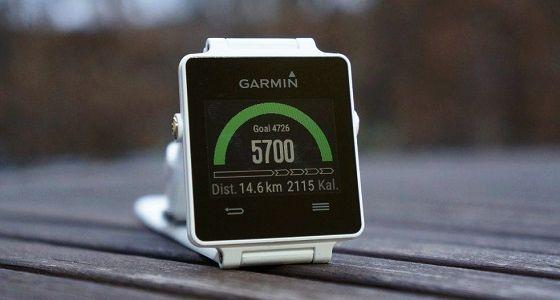 garmin vivoactive test der smartwatch und gps sportuhr. Black Bedroom Furniture Sets. Home Design Ideas