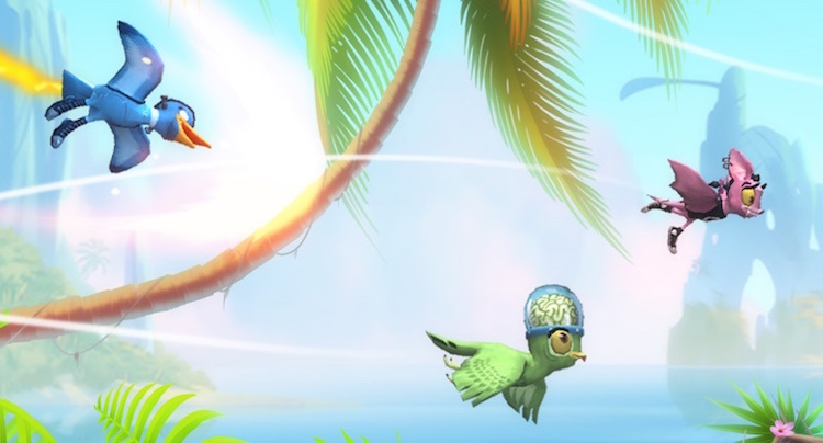 Oddwings Escape Cheats und Tipps