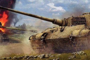 War Thunder - Informationen zu den britischen Panzern
