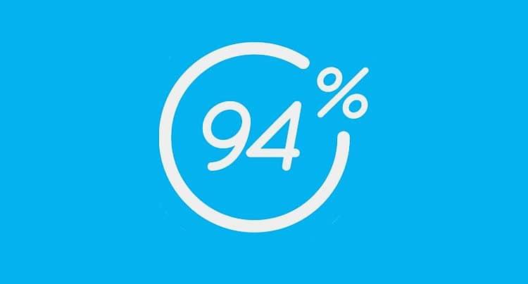 94 prozent darüber wird auf dating internetseiten oft gelogen