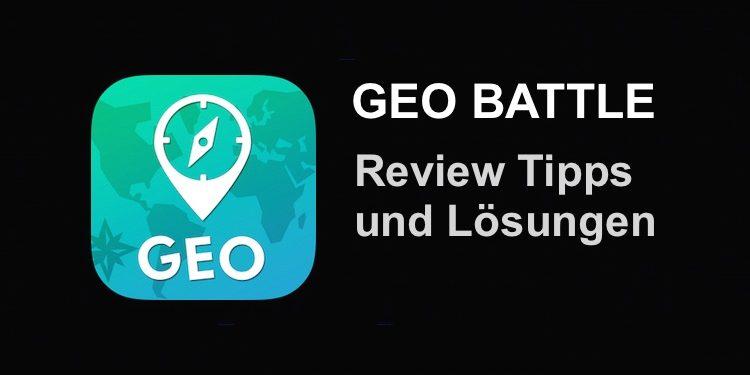 Geo Battle Cheats Tipps und Lösungen