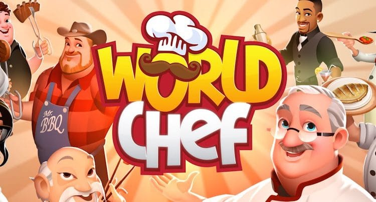 World Chef Freunde
