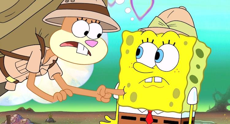 spongebob schwammkopf mein bikini bottom