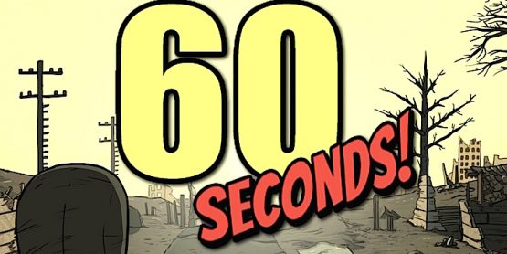 60 Seconds Cheats Lösung Walkthrough
