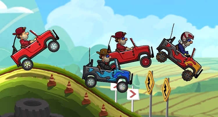 Hill Climb Racing 2 Cheats Hacks Tipps