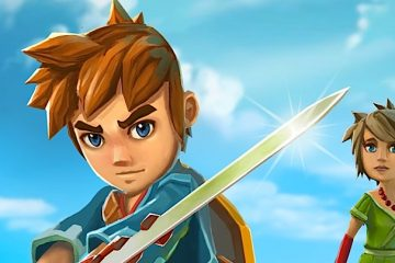 Oceanhorn Walkthrough Lösung Cheats Hacks