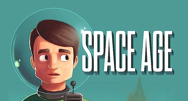 Space Age Walkhrough Lösung Cheats Tipps