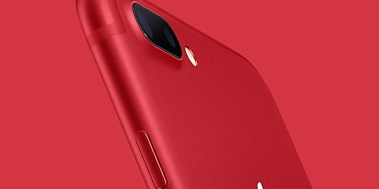 Apple iPhone 7 Product Red