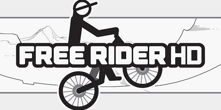 Free Rider HD Apple iPhone iPad