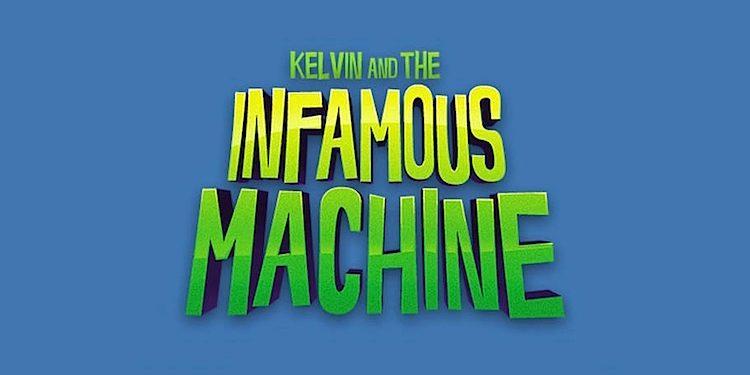 Infamous Machine Walkthrough Lösung Cheats