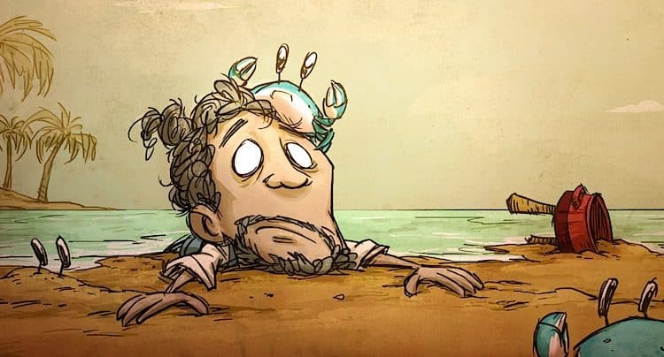 Don´t Starve Shipwrecked Walkthrough Lösung Cheats Hacks