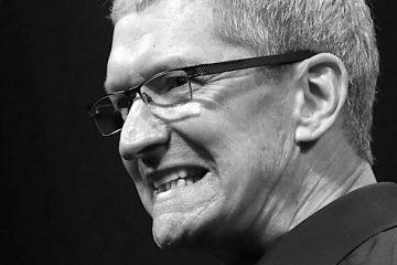 Apple iPhone 8 Tim Cook