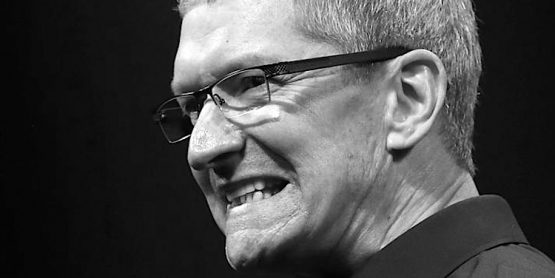Apple iPhone 8 Tim Cook