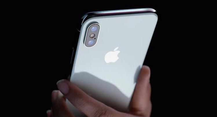 Apple iPhone X iPhone 8