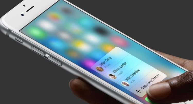 Apple iPhone iOS 11 Update