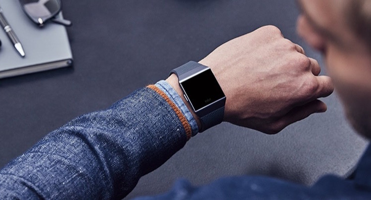 Fitbit Ionic Werbung